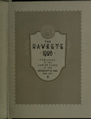 Page 5, 1926 Edition, University of Iowa - Hawkeye Yearbook (Iowa City, IA) online yearbook collection