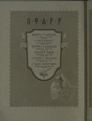 Page 6, 1926 Edition, University of Iowa - Hawkeye Yearbook (Iowa City, IA) online yearbook collection