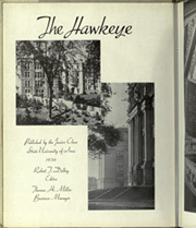 Page 8, 1936 Edition, University of Iowa - Hawkeye Yearbook (Iowa City, IA) online yearbook collection