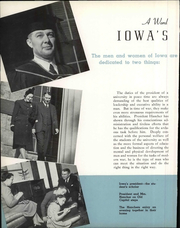 Page 12, 1944 Edition, University of Iowa - Hawkeye Yearbook (Iowa City, IA) online yearbook collection