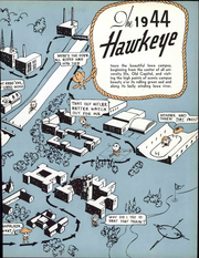 Page 15, 1944 Edition, University of Iowa - Hawkeye Yearbook (Iowa City, IA) online yearbook collection