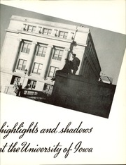 Page 11, 1945 Edition, University of Iowa - Hawkeye Yearbook (Iowa City, IA) online yearbook collection