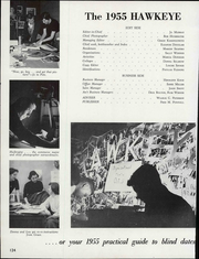 Page 130, 1955 Edition, University of Iowa - Hawkeye Yearbook (Iowa City, IA) online yearbook collection