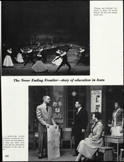 Page 155, 1955 Edition, University of Iowa - Hawkeye Yearbook (Iowa City, IA) online yearbook collection