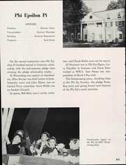 Page 347, 1955 Edition, University of Iowa - Hawkeye Yearbook (Iowa City, IA) online yearbook collection