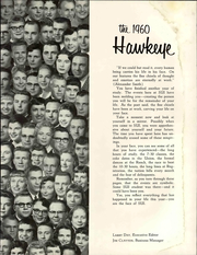 Page 11, 1960 Edition, University of Iowa - Hawkeye Yearbook (Iowa City, IA) online yearbook collection