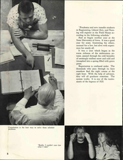 Page 14, 1960 Edition, University of Iowa - Hawkeye Yearbook (Iowa City, IA) online yearbook collection