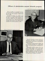 Page 18, 1966 Edition, University of Iowa - Hawkeye Yearbook (Iowa City, IA) online yearbook collection