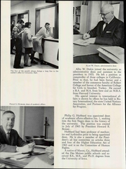 Page 20, 1966 Edition, University of Iowa - Hawkeye Yearbook (Iowa City, IA) online yearbook collection