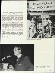 Page 21, 1966 Edition, University of Iowa - Hawkeye Yearbook (Iowa City, IA) online yearbook collection