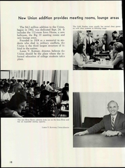 Page 22, 1966 Edition, University of Iowa - Hawkeye Yearbook (Iowa City, IA) online yearbook collection