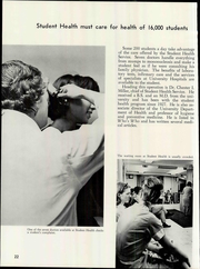 Page 26, 1966 Edition, University of Iowa - Hawkeye Yearbook (Iowa City, IA) online yearbook collection