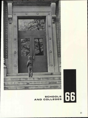 Page 27, 1966 Edition, University of Iowa - Hawkeye Yearbook (Iowa City, IA) online yearbook collection