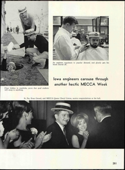 Page 285, 1966 Edition, University of Iowa - Hawkeye Yearbook (Iowa City, IA) online yearbook collection