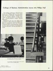Page 29, 1966 Edition, University of Iowa - Hawkeye Yearbook (Iowa City, IA) online yearbook collection