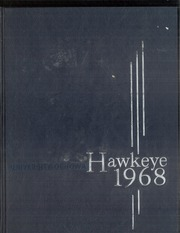 1968 Edition, University of Iowa - Hawkeye Yearbook (Iowa City, IA)