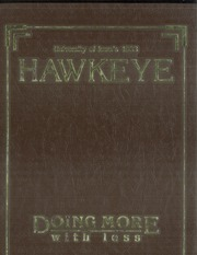 1983 Edition, University of Iowa - Hawkeye Yearbook (Iowa City, IA)