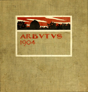 Page 1, 1904 Edition, Indiana University - Arbutus Yearbook (Bloomington, IN) online yearbook collection