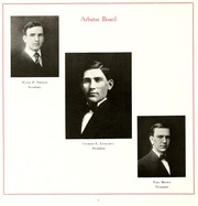 Page 12, 1908 Edition, Indiana University - Arbutus Yearbook (Bloomington, IN) online yearbook collection