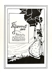 Page 9, 1916 Edition, Indiana University - Arbutus Yearbook (Bloomington, IN) online yearbook collection