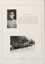 Page 16, 1918 Edition, Indiana University - Arbutus Yearbook (Bloomington, IN) online yearbook collection