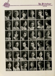 Page 262, 1920 Edition, Indiana University - Arbutus Yearbook (Bloomington, IN) online yearbook collection