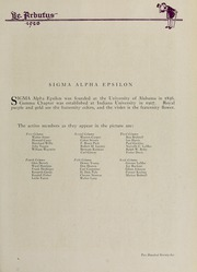 Page 295, 1920 Edition, Indiana University - Arbutus Yearbook (Bloomington, IN) online yearbook collection