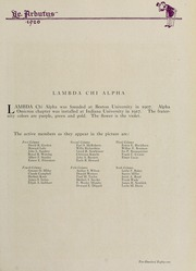 Page 301, 1920 Edition, Indiana University - Arbutus Yearbook (Bloomington, IN) online yearbook collection