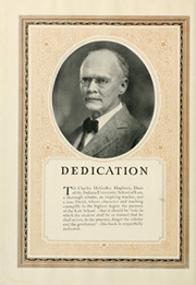 Page 10, 1924 Edition, Indiana University - Arbutus Yearbook (Bloomington, IN) online yearbook collection
