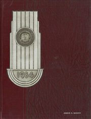 Page 1, 1934 Edition, Indiana University - Arbutus Yearbook (Bloomington, IN) online yearbook collection