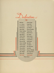 Page 11, 1934 Edition, Indiana University - Arbutus Yearbook (Bloomington, IN) online yearbook collection