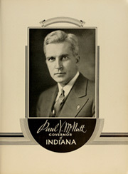 Page 17, 1934 Edition, Indiana University - Arbutus Yearbook (Bloomington, IN) online yearbook collection