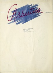 Page 6, 1939 Edition, Indiana University - Arbutus Yearbook (Bloomington, IN) online yearbook collection