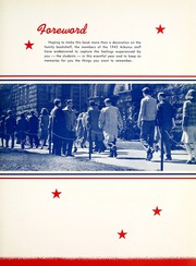 Page 7, 1942 Edition, Indiana University - Arbutus Yearbook (Bloomington, IN) online yearbook collection