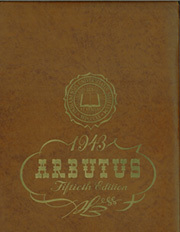 Indiana University - Arbutus Yearbook (Bloomington, IN) online yearbook collection, 1943 Edition, Page 1