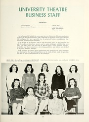 Page 147, 1945 Edition, Indiana University - Arbutus Yearbook (Bloomington, IN) online yearbook collection