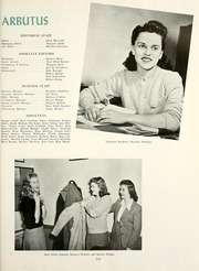 Page 157, 1945 Edition, Indiana University - Arbutus Yearbook (Bloomington, IN) online yearbook collection