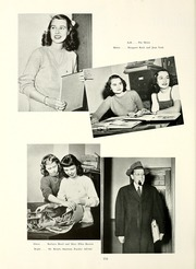 Page 158, 1945 Edition, Indiana University - Arbutus Yearbook (Bloomington, IN) online yearbook collection