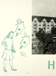 Page 204, 1945 Edition, Indiana University - Arbutus Yearbook (Bloomington, IN) online yearbook collection