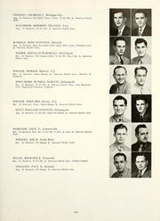 Page 323, 1945 Edition, Indiana University - Arbutus Yearbook (Bloomington, IN) online yearbook collection