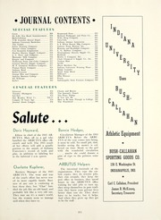 Page 375, 1945 Edition, Indiana University - Arbutus Yearbook (Bloomington, IN) online yearbook collection