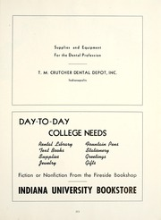 Page 377, 1945 Edition, Indiana University - Arbutus Yearbook (Bloomington, IN) online yearbook collection