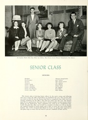 Page 66, 1945 Edition, Indiana University - Arbutus Yearbook (Bloomington, IN) online yearbook collection