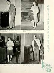 Page 67, 1945 Edition, Indiana University - Arbutus Yearbook (Bloomington, IN) online yearbook collection