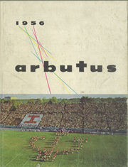 1956 Edition, Indiana University - Arbutus Yearbook (Bloomington, IN)
