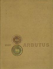 1957 Edition, Indiana University - Arbutus Yearbook (Bloomington, IN)