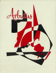 1959 Edition, Indiana University - Arbutus Yearbook (Bloomington, IN)