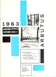 Page 7, 1963 Edition, Indiana University - Arbutus Yearbook (Bloomington, IN) online yearbook collection