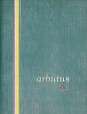 Page 1, 1965 Edition, Indiana University - Arbutus Yearbook (Bloomington, IN) online yearbook collection