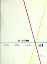 Page 5, 1965 Edition, Indiana University - Arbutus Yearbook (Bloomington, IN) online yearbook collection